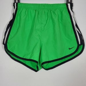 Nike Neon Green Athletic Shorts